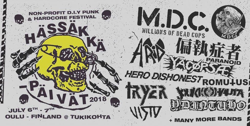 Hässäkkä päivät festival 2018